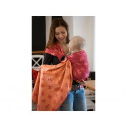 Loktu She Ring sling Cran Berry