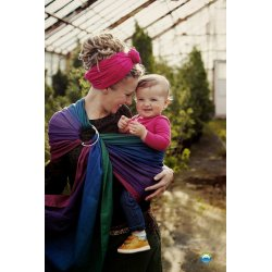 Little Frog Ring Sling Iolite
