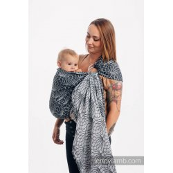LennyLamb ring sling Lotus - Black