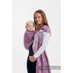 LennyLamb ring sling Lotus - Purple