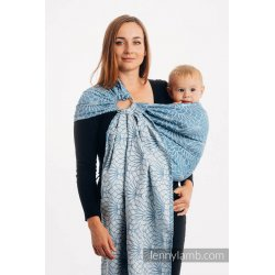 LennyLamb ring sling Lotus - Blue