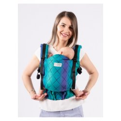 Isara ergonomic carrier The Trendsetter Diamonda Northern Lights