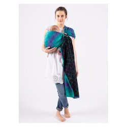ISARA ring sling - Diamonda Northern Lights