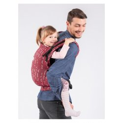 Isara ergonomic carrier The Trendsetter Ruby Code