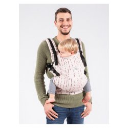 Isara ergonomic carrier The Trendsetter Creamy Code