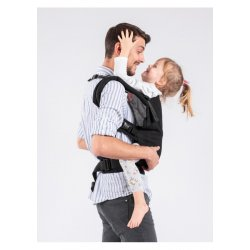 Isara ergonomic carrier The Trendsetter Black-a-Porter