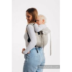 LennyLamb Onbuhimo back carrier - Lotus - Natural