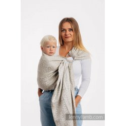 LennyLamb ring sling Lotus - Natural