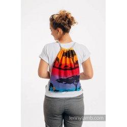LennyLamb Bag SackPack Rainbow Safari 2.0