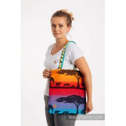 LennyLamb Bag Rainbow Safari 2.0