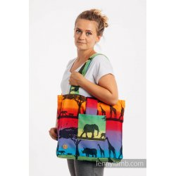 LennyLamb Shoulder Bag - Rainbow Safari 2.0
