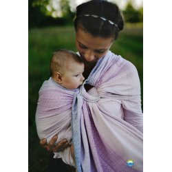 Little Frog Ring Sling Lovely Lilac