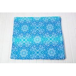 Lenka Rebozo Mandala Blue