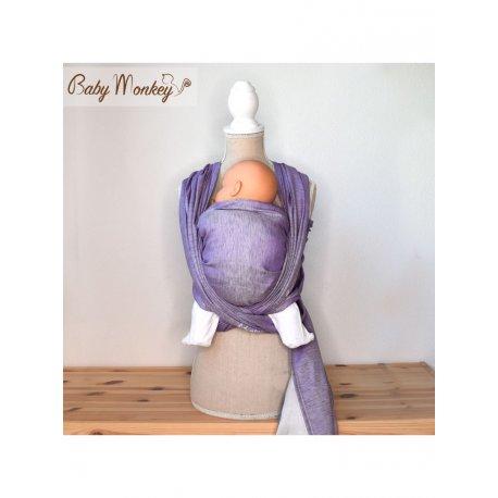 Baby Monkey - Linum - Purple