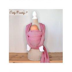Baby Monkey - Cleopatra- Pink