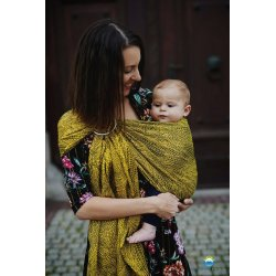 Little Frog Ring Sling Lemon Wildness