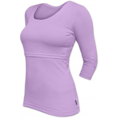 Jozanek Breastfeeding T-shirt Catherine - light lilla