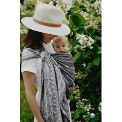 Little Frog Ring Sling Carbon Harmony