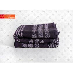 Girasol Black Ikat