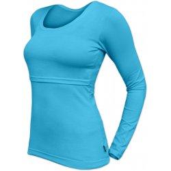 Jozanek Breastfeeding T-shirt Catherine long sleeved - turquoise