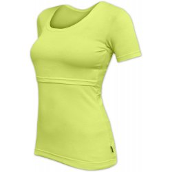 Jozanek Breastfeeding T-shirt Catherine short sleeved - light green