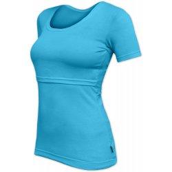 Jozanek Breastfeeding T-shirt Catherine short sleeved - turquoise