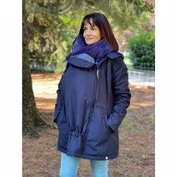 Wombat & Co. Winter Jacket WALLABY 2.0 Black & Blue