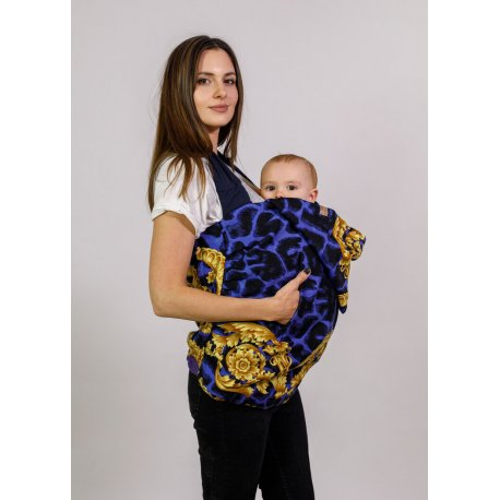 Nije babywearing cover Woolen Niječko - Exclusive Versace