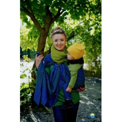 Little Frog Ring Sling Lovely Darkness