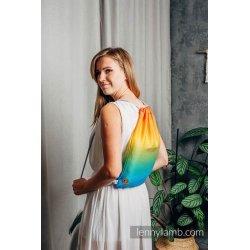 LennyLamb Bag SackPack Rainbow Baby