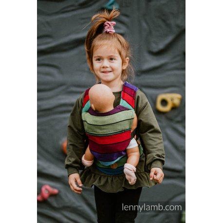 LennyLamb Doll Carrier Carousel of Colors