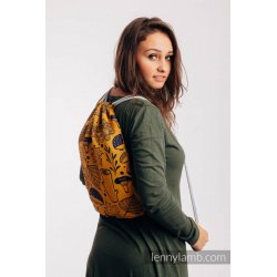 LennyLamb Bag SackPack Under The Leaves - Golden Autumn