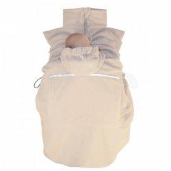 """Hoppediz Fleece cover """"Basic"""" - sand"""