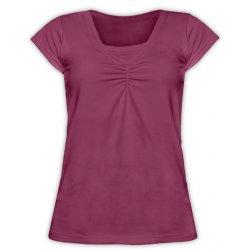 Jozanek Breast-feeding T-shirt Klaudie, short sleeves, CYCLAMEN