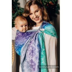 LennyLamb ring sling Snow Queen - Crystal