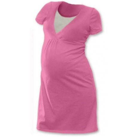 Jozanek Breastfeeding T-shirt Catherine 3/4 sleeves- light lilla