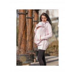 La Tulia babywearing sweatshirt - Wild Rose