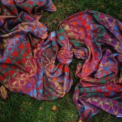 Yaro La Fleur Trinity Nutcracker Rainbow High Wool
