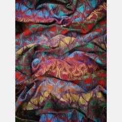 Yaro Ring Sling La Fleur Trinity Nutcracker Rainbow High Wool