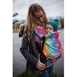 Aloe babycarrier - TWO - LennyLamb Dragonfly Rainbow