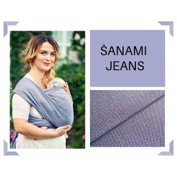 Aloe babycarrier - ONE - ŠaNaMi Jeans