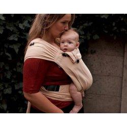 Pure Baby Love Ergonomic babycarrier Wrap & Go Ocher Yellow