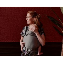 Pure Baby Love Ergonomic babycarrier Click & Go Dark Grey