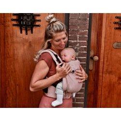 Pure Baby Love Ergonomic babycarrier Click & Go Rust
