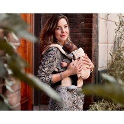 Pure Baby Love Ergonomic babycarrier Click & Go Ocher Yellow