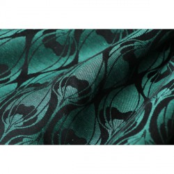 Yaro La Fleur Aqua green - black