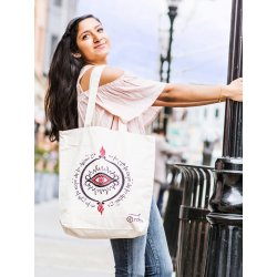 Oscha Eco Tote Bag - Eye of Sauron