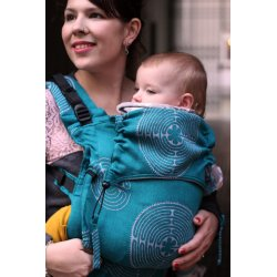 Andala ergonomical babycarrier UPgrade Labyrinty - for rent