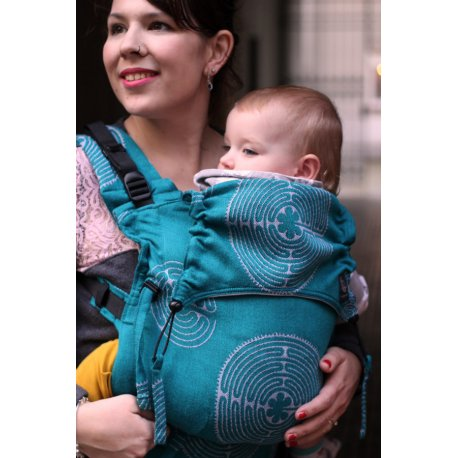 Andala ergonomical babycarrier UPgrade Labyrinty