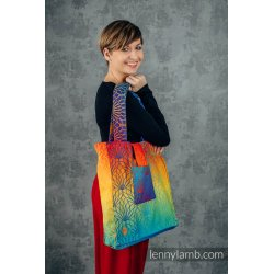 LennyLamb Shoulder Bag - Rainbow Lotus